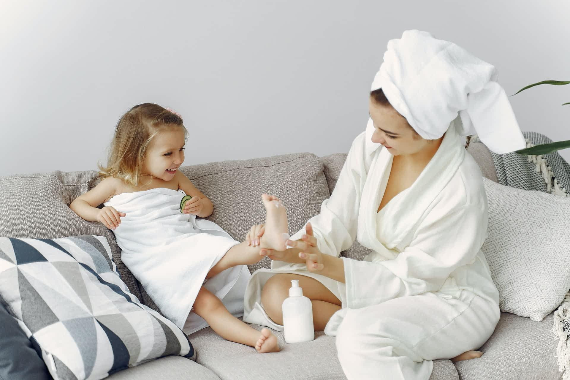 Bath Sheets vs Bath Towels